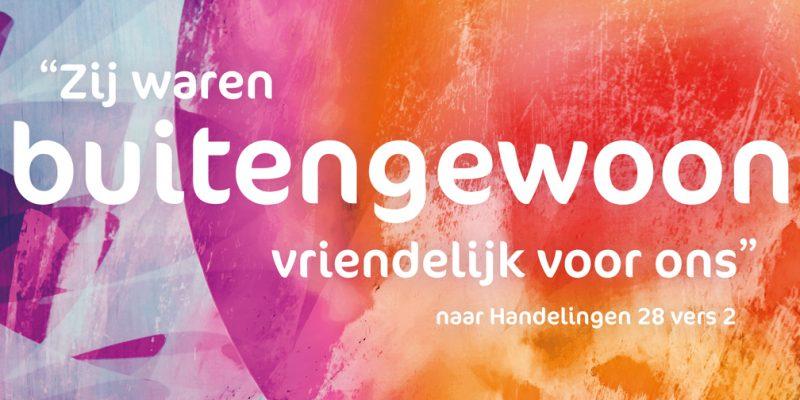 Week van Gebed ook in Hoorn